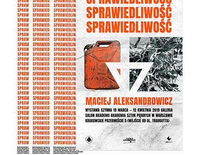 SPRAWIEDLIWOŚĆ Exhibition ID