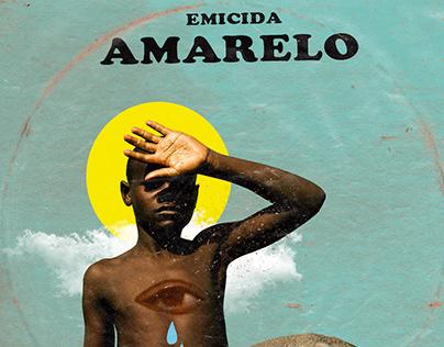 MUSIC COVER - AMARELO EMICIDA