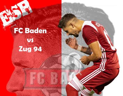 FC Baden - Zug94