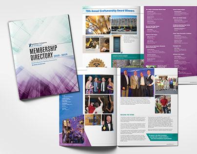 BC&E Membership Directories