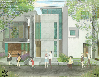 5x12 / 5x17 house