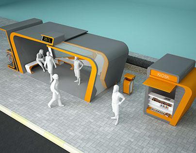 Bus stop Concept Design