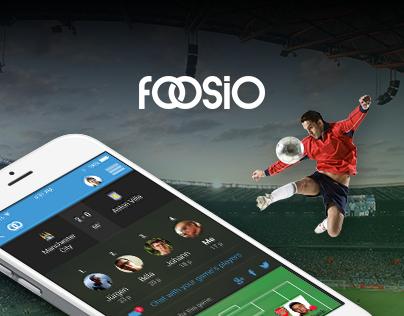 Foosio- fantasy football app