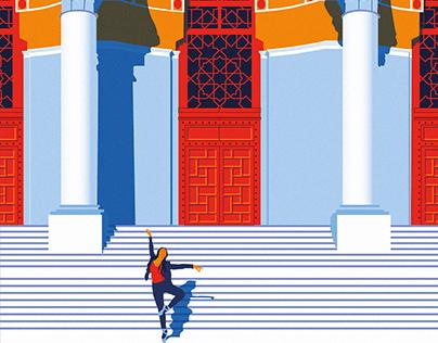The Ballerina of Algiers