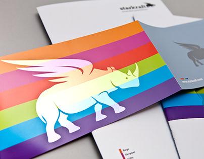 STARKRAFT Corporate Design