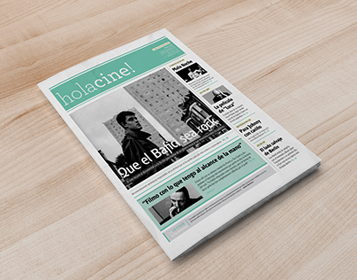 HOLACINE! journal