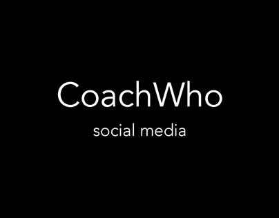 CoachWho | Social Media
