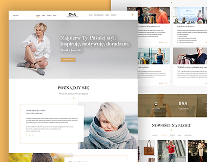 Web Page - Personalstylist.pl