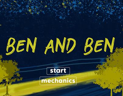 Ben & Ben Themed PPT Presentation Game
