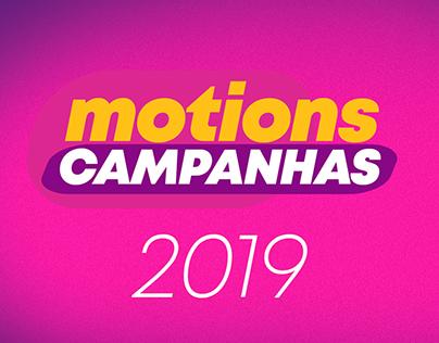 Motions para Campanhas