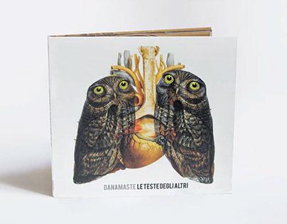 Album artwork - Le teste degli Altri - Danamaste (2013)