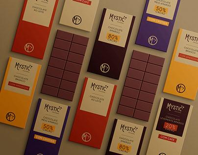 Mystic Chocolates | Branding e Embalagens