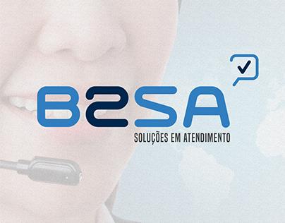 B2SA - Logotipo