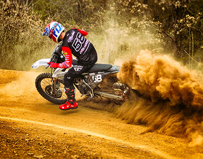 Motocross of Radek Macháč