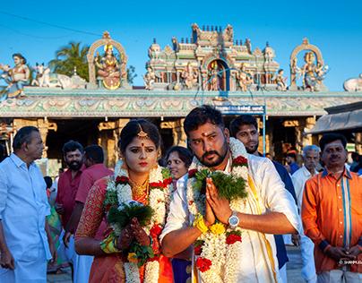 WEDDING NESH & MATHI