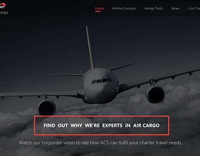 AirCargo Website
