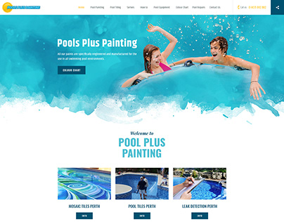 Pools Plus Painting