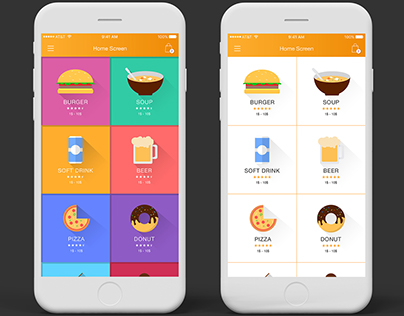 Food-Ordering-App-UI-Kit