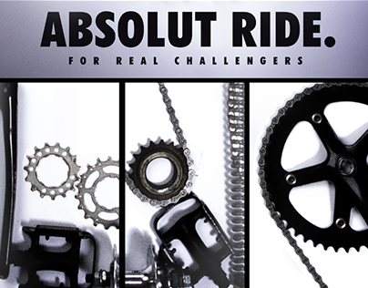 ABSOLUT RIDE.