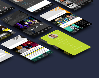 Design Indaba Handheld Media