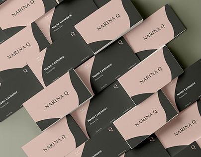NARINA Q | Branding