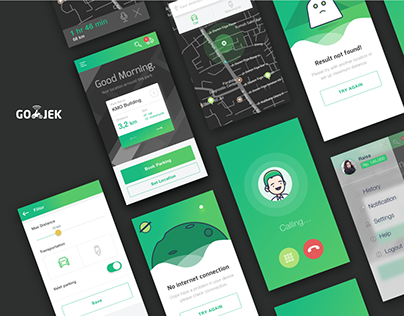 Go-Parking: UX Case Study & Design Process For Gojek
