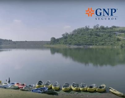 Campaña de limpieza ríos y lagos - GNP y Ríos Limpios