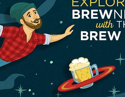 Explore the Brewniverse