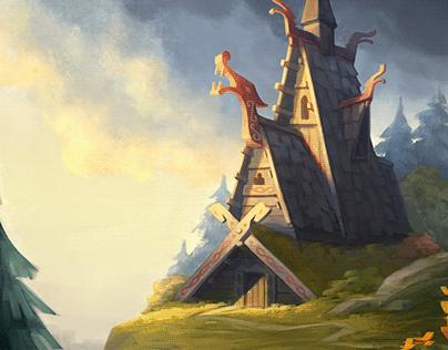Viking House
