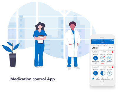 White Label -Medical App design