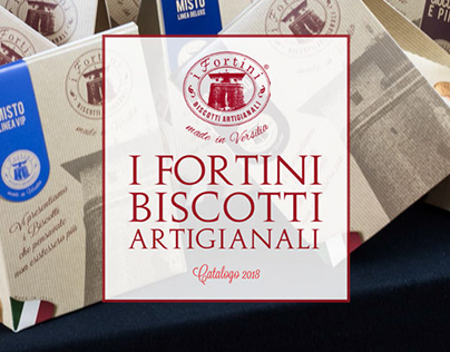 I Fortini - Catalogo 2018