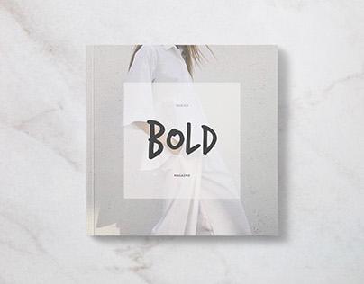Bold Magazine