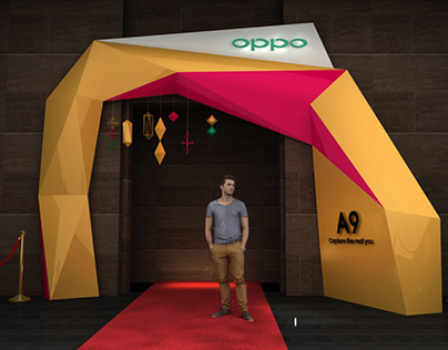oppo - A9 Launch