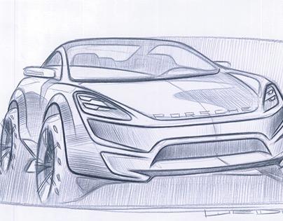 Sketchbook - Studio F. A. Porsche (2017)