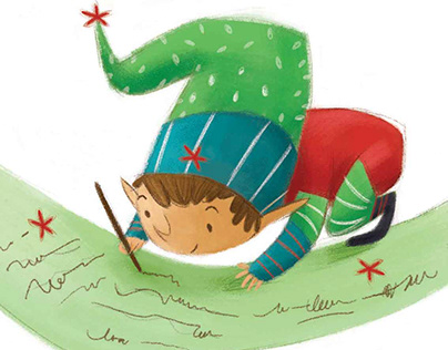 HOW TO TRICK A CHRISTMAS ELF -SkyPonyPress- New York