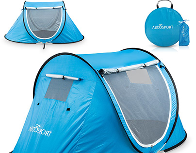 Abco Tech Pop-Up Tent Review