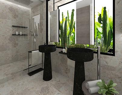 Bathroom FRAMMENTA