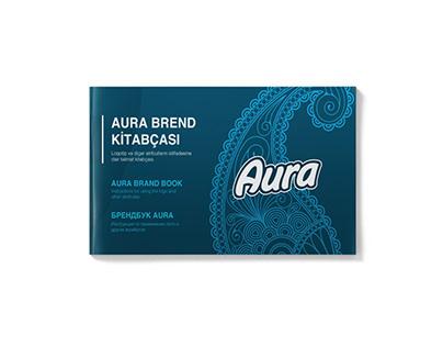 Brand book for AURA