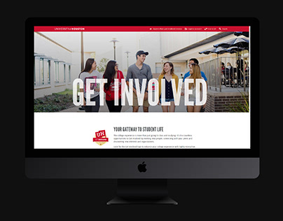 Get Invloved Website