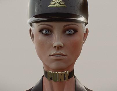 Fashion Model VR