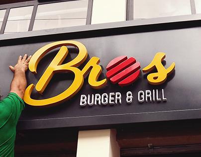 Bros Burger & Grill