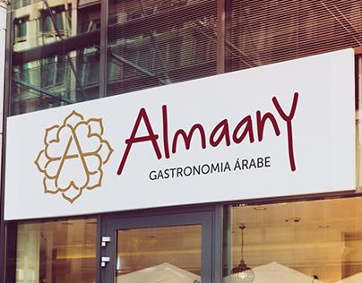Logo Almaany