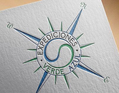 Expediciones Verde Azul, imagen corporativa.