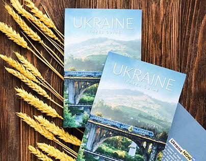 Ukrainian Travel Guide Book's Series