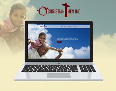 Christian Men Inc website