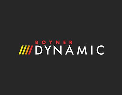 Boyner Dynamic Logo