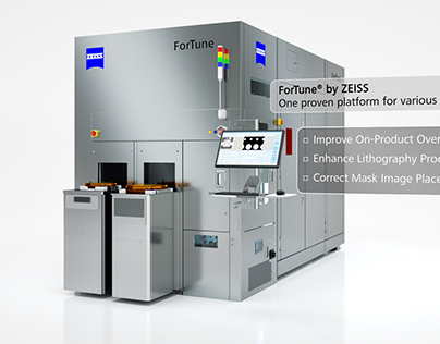 3D Animation - Zeiss SMT - ForTune® Product Film