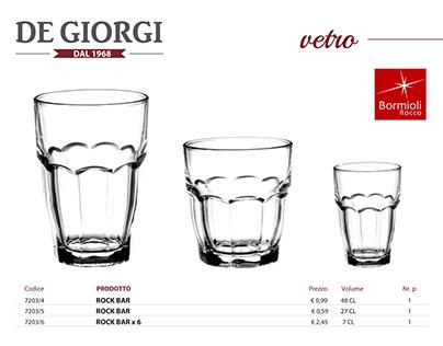 E commerce website / De Giorgi.