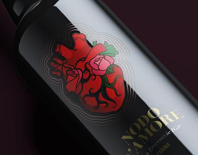 Nodo D'Amore - Wine Label