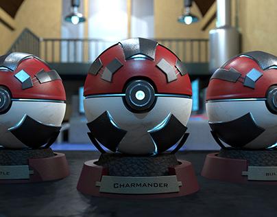 Choose Your Pokémon
